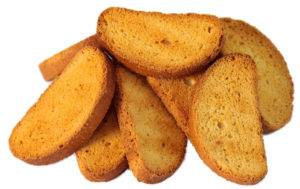 сухарик или хлебец при гастрите