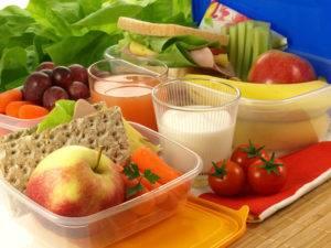 Правильное питание и перекусы при гастрите