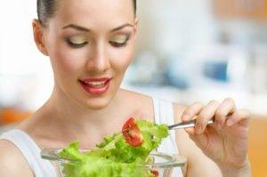 соблюдать питание