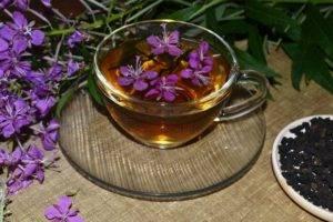Иван-чай (кипрей) д
