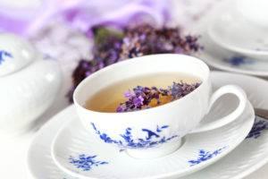 Лавандовый ча