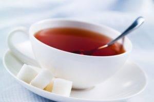 сладкий чай