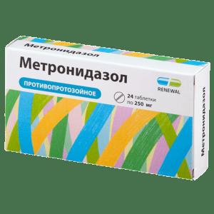 Метронидазол общая информация о препарате