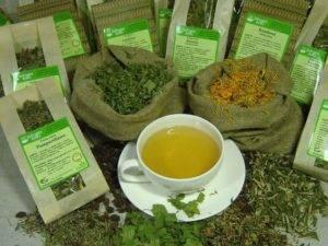 Монастырский чай для лечения гастрита