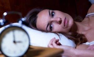 ночных бессонниц и спутанности сознания