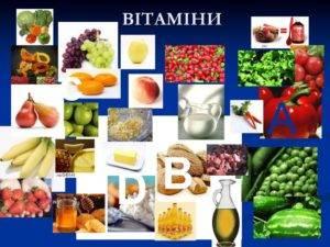 Витамины при гастрите