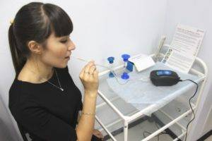 уреазный дыхательный тест