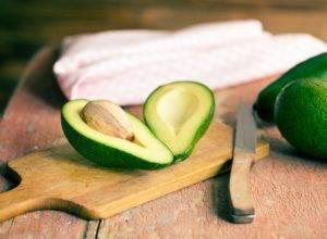 Авокадо для желудка