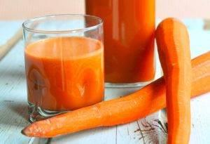 В каком виде употреблять морковь при гастрите