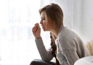 симптомы желудочного кашля