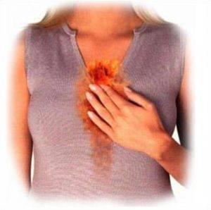 Изжога после лечения гастрита