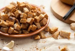 хлебцы и сухарики