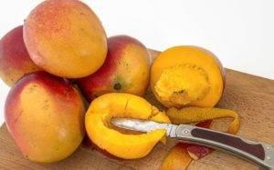Манго свойства фрукта