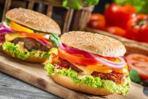 Что такое бургер