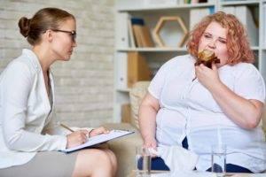 Лишний вес как причина потливости при гастрите
