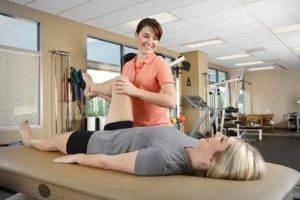 Физиотерапевтические упражнения (ЛФК)