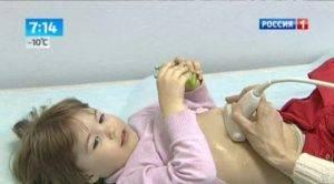 Инфекционный гастрит у детей