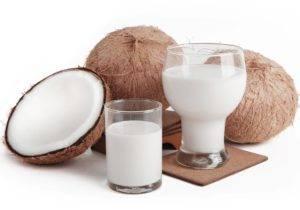 кокосовое молоко при гастрите