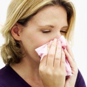 Выделения из носа при коронавирусе