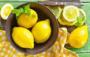 От чего помогает лимон
