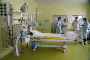 Как выглядят палаты для больных коронавирусом в Москв