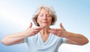 Дыхательные упражнения ком в горле