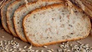 Хлеб с отрубями при гастрите