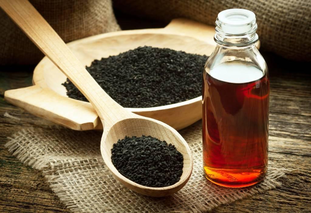 масло чёрного тмина при гастрите
