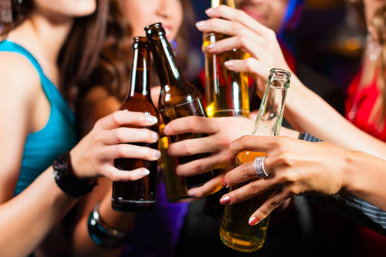 Алкоголь при гастрите: какой алкоголь можно пить при гастрите