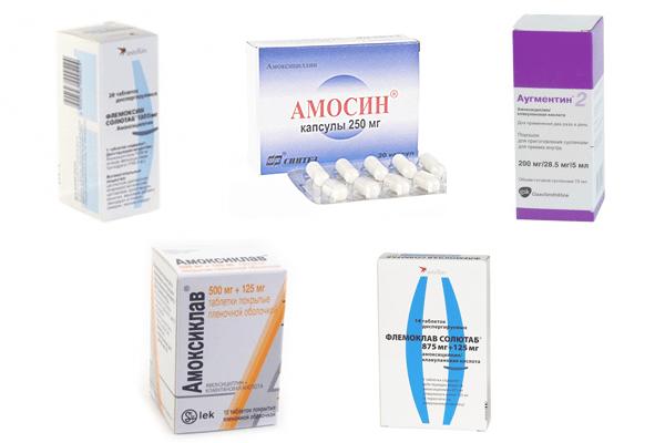 антибиотики пить при гастрите