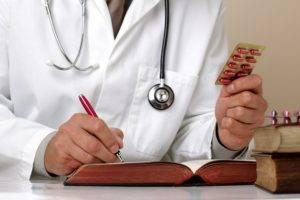 препараты могут назначаться врачом
