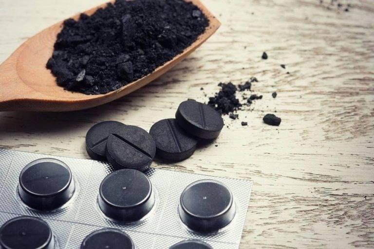 Свойства активированного угля