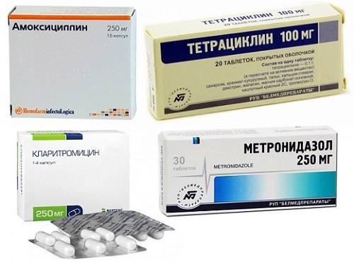 Расстройство желудка после антибиотиков  Лечение гастрита