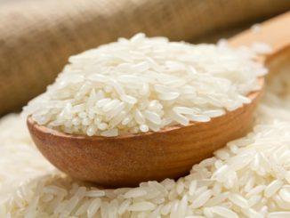 продолговатый (очищенный) рис
