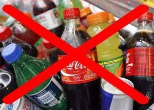 Вред газированной воды с сахаром и добавками на организм