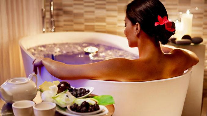 Польза принятия ванн