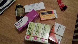 Таблетки для профилактики гастрита