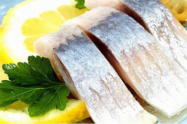 Соленая рыба при гастрите