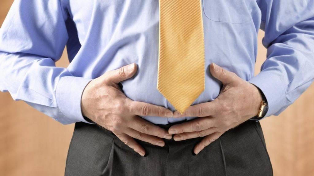 Урчит в желудке причины и лечение
