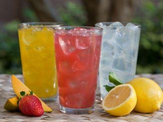 Что такое лимонад