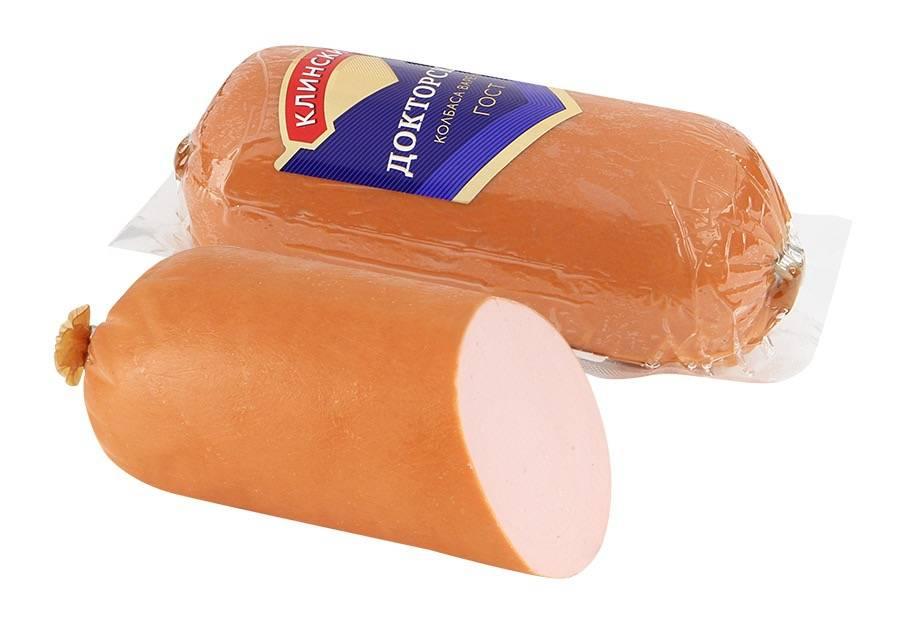 Докторская колбаса описание свойства