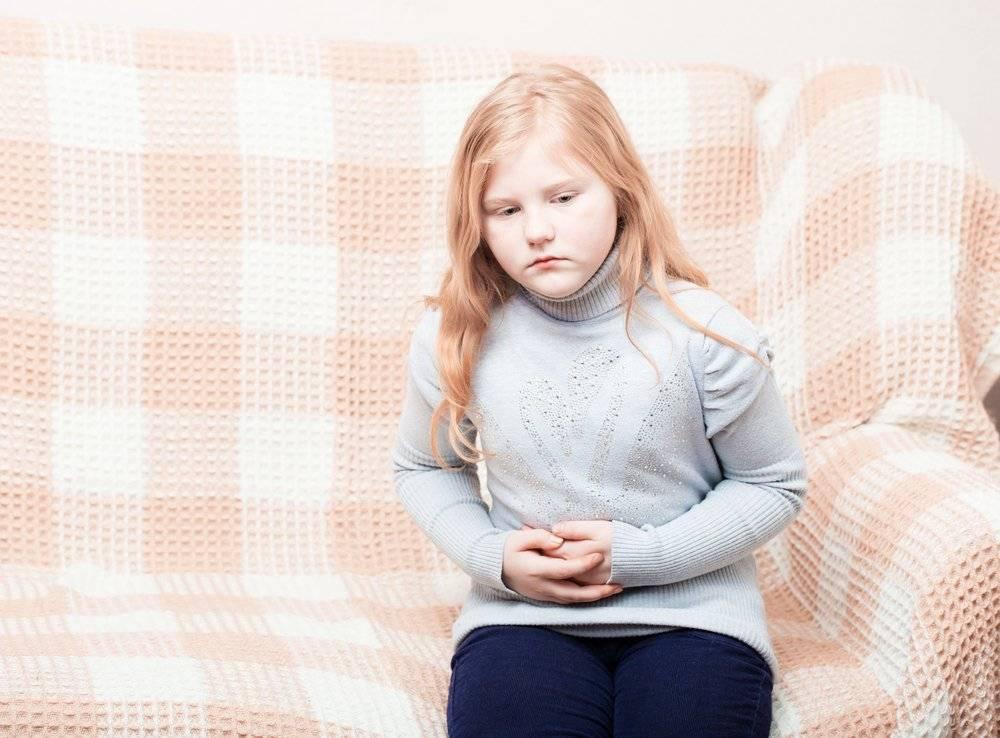 Боли в животе у ребенка 8