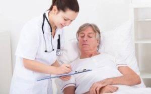 Пациенты с хроническим гастритом