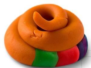 Кал оранжевого цвета при коронавирусе