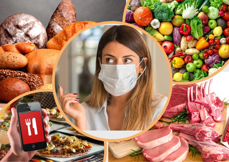 График прима пищи при коронавирусе дома