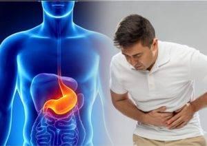 Экзогенные факторы острого гастрита