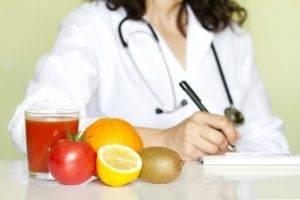 Гастрит лечение диета
