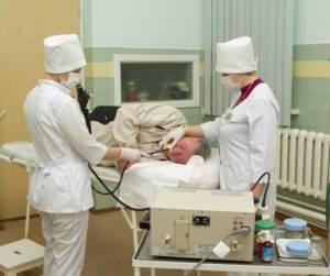 Лечение гастрита в Трускавце