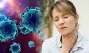 Обострение коронавируса