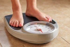 Понижение веса